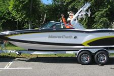 Top of the line water sports boats and coaching