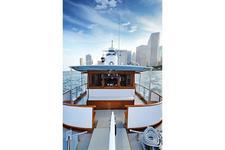 thumbnail-3 Mathis/Trumpy 62.0 feet, boat for rent in Miami Beach, FL