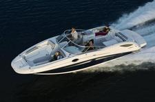Enjoy the day entertaining your friends on this Sundeck 29