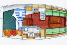 thumbnail-2 Beneteau 33.0 feet, boat for rent in Solomons, MD