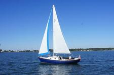 Easy to sail Quickstep on the Chesapeake