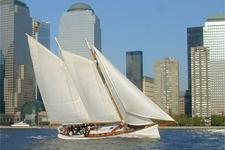 Sail aboard our elegant schooner