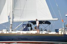 Sail Provincetown, Cape Cod, New England on a 47' sailing yacht