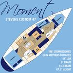 thumbnail-24 Stevens 47.0 feet, boat for rent in Provincetown, MA