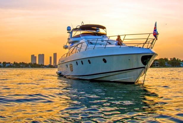 Most versatile and exciting yacht in South Florida