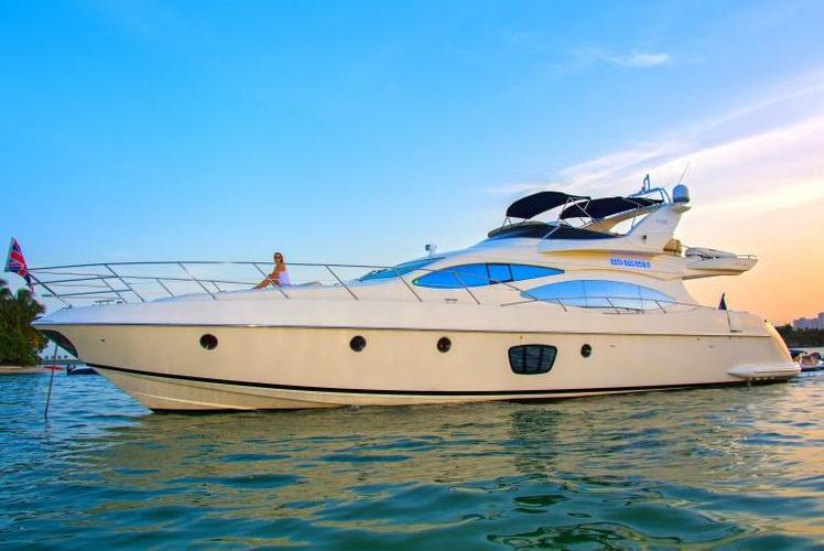 Boat for rent Azimut 68.0 feet in Miami Beach Marina, FL
