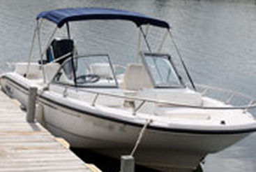Enjoy this 16' Boston Whaler Dual Console!