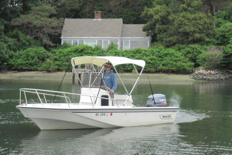 Enjoy this 19' Boston Whaler Outrage Center Console!