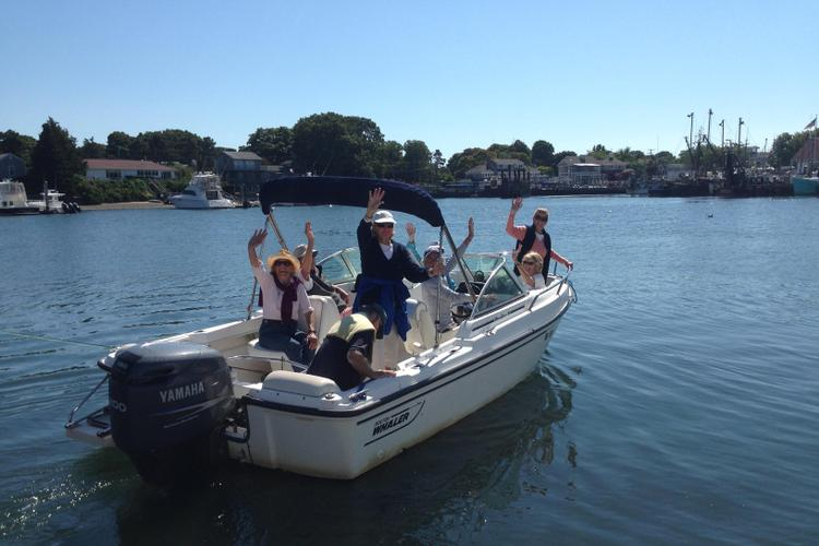 Barnstable ma usa boat rentals charter boats and for Motor boat rental boston