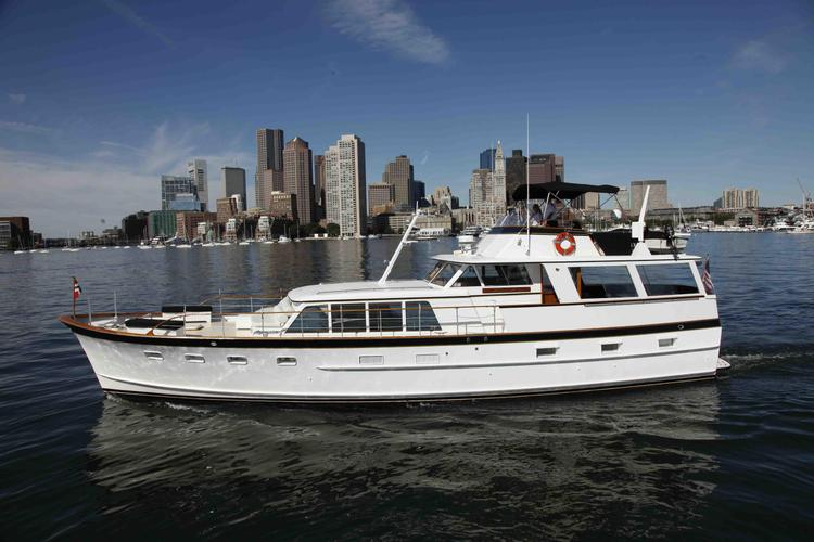 Elegant and Classy 64' Burger is the perfect way to see Boston!