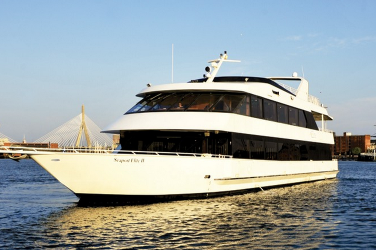 Boating is fun with a Mega yacht in Boston
