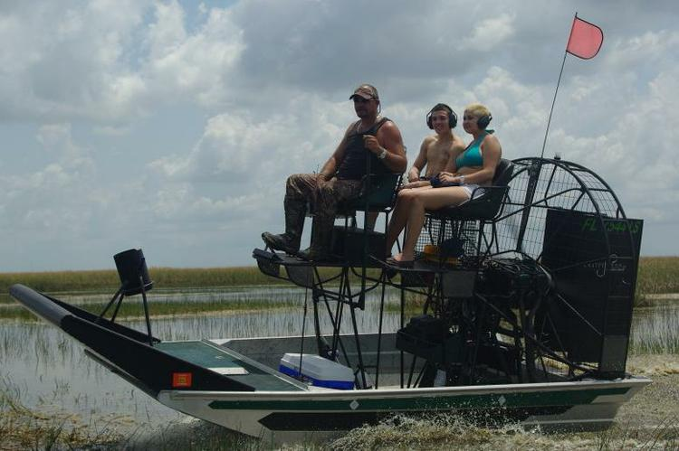 Come Hunt, Fish, and Tour!