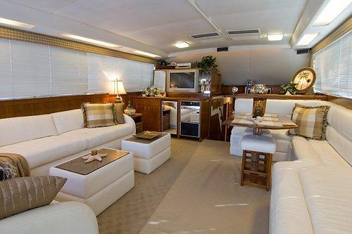 Boat for rent Ocean Yacht 55.0 feet in Constitution Marina, MA