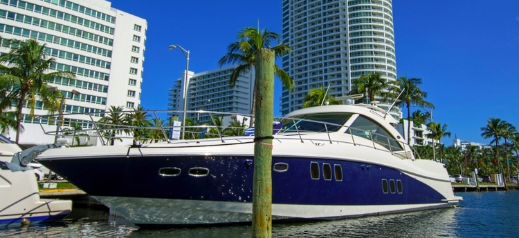 Sea Ray's 60.0 feet in Miami