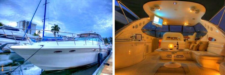 Boat for rent Searay 54.0 feet in Miami Beach Marina, FL