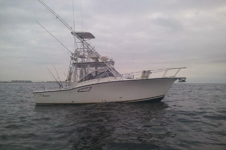 Performance fishing boat for rent in Gerritsen Beach