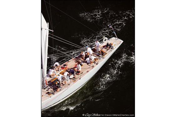Cruiser racer boat for rent in Newport