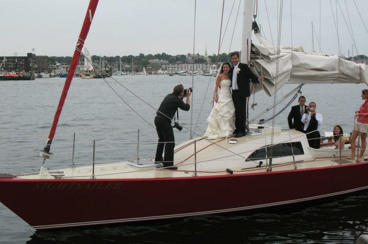 Discover Newport surroundings on this Cutter Sail Yachts boat