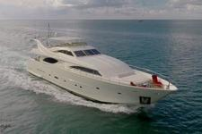 thumbnail-2 Ferretti 94.0 feet, boat for rent in Miami, FL
