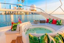 thumbnail-5 Ferretti 94.0 feet, boat for rent in Miami, FL