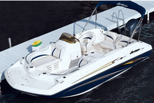 This 20' Hurricane Sun-Deck Party Boat is Perfect for you!