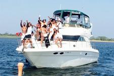 thumbnail-2 Motor Yacht 42.0 feet, boat for rent in Mill Basin, NY