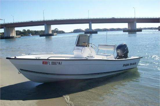 Have some fun out on the water in this cozy boat