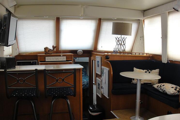 Trawler boat rental in Dinner Key Marina, FL