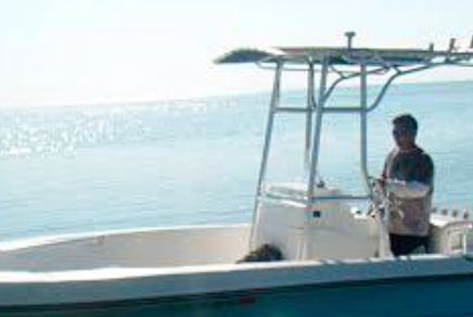 Angler boat for rent in Islamorada