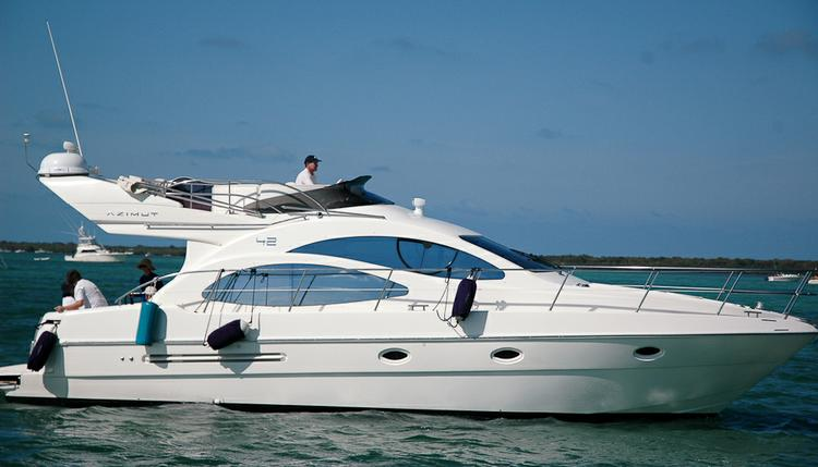 Fabulous Italian styling sets this Motor Yacht apart