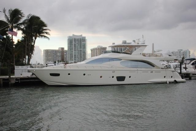 Luxury and a great cruising speed!