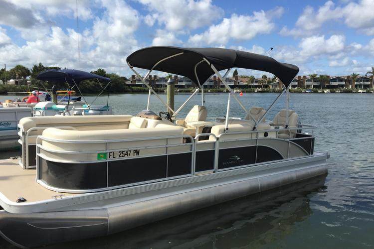 Pontoon Boat Rentals New Smyrna Beach Fl