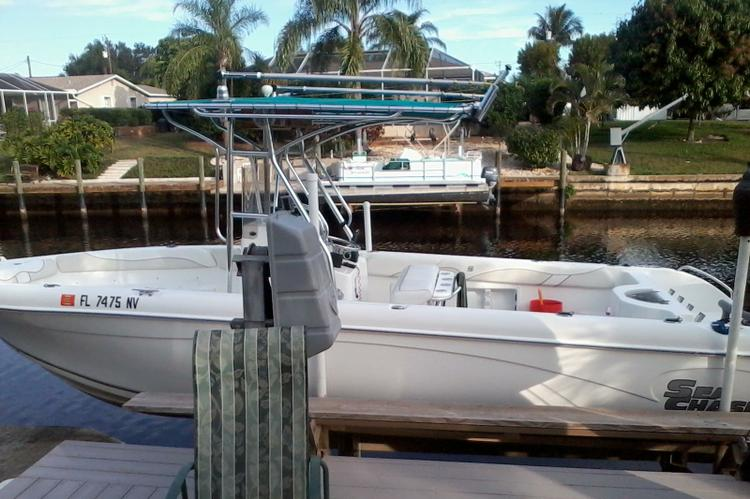 Boat rental in Cape Coral, FL