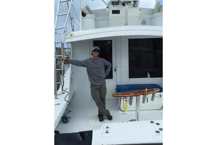Boating is fun with a Offshore sport fishing in Islamorada