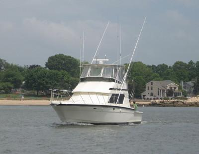 Boat for rent Hatteras 41.0 feet in Cedar Island Marina, CT