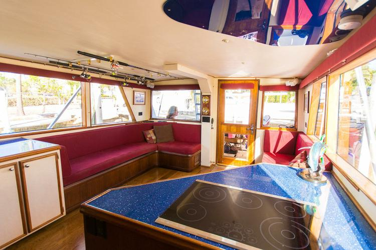 Trawler boat rental in Hollywood, FL