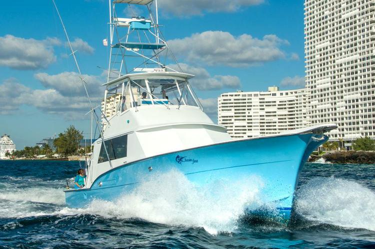 Come on this Beautiful boat for a fun charter!
