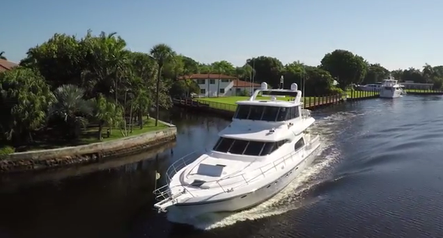 Luxurious 70' Johnson Motor Yacht...at an unbelievable price!!!