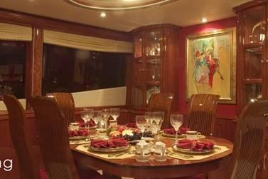 Discover Miami Beach surroundings on this Yacht Lazzara boat