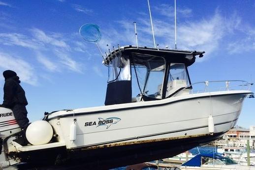 Boat for rent Sea Boss 25.0 feet in Kings Plaza Marina, NY