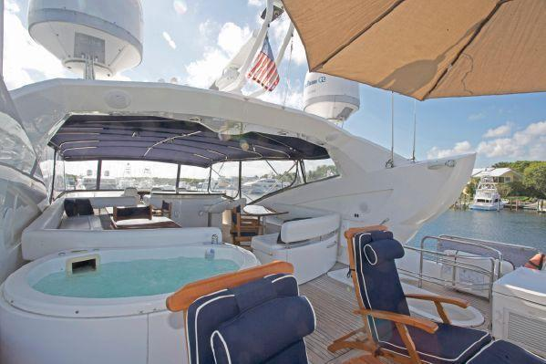 Sunseeker's 94.0 feet in Miami Beach