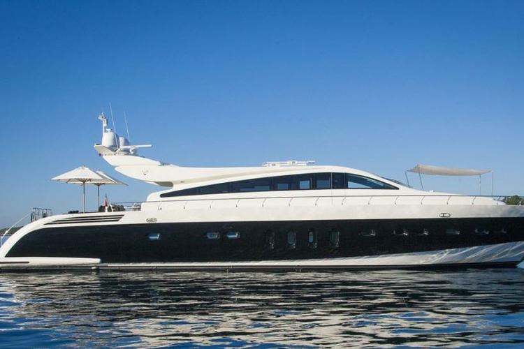 Take this Mega Yacht out for a Spin!