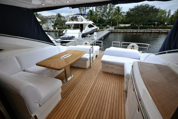 Boat for rent Viking 70.0 feet in Miami Beach Marina, FL