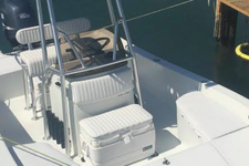 Take friends and family out on this boat for a fun time