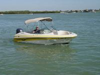 thumbnail-1 Sylvan 17.0 feet, boat for rent in Madeira Beach, FL