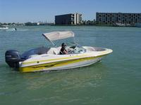 thumbnail-2 Sylvan 17.0 feet, boat for rent in Madeira Beach, FL