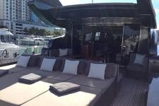 thumbnail-3 Cantieri Dell'Arno 101.0 feet, boat for rent in Miami Beach, FL