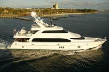 thumbnail-1 Horizon 118.0 feet, boat for rent in Miami Beach, FL