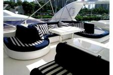 thumbnail-2 Horizon 76.0 feet, boat for rent in Miami Beach, FL