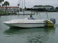 thumbnail-1 Hurricane 21.0 feet, boat for rent in Madeira Beach, FL